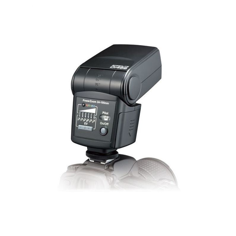Nissin Di466 Flash for Canon Cameras