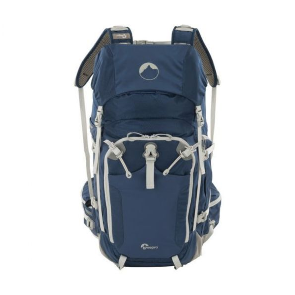 Lowepro Rover Pro 35L AW Backpack (Galaxy Blue with Light Gray Trim)