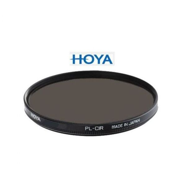 Hoya CPL ( Circular Polarizer ) Multi Coated Glass Filter (77mm)