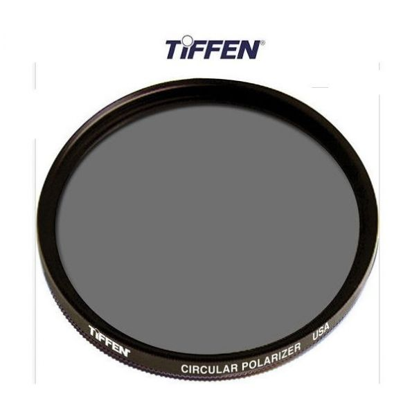 Tiffen CPL ( Circular Polarizer ) Filter (77mm)