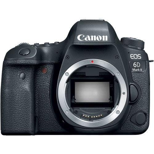 Canon EOS 6D Mark II DSLR Camera (Body )