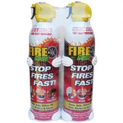 Fire Gone Supressant 16 Oz Bracket