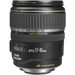 Canon EFS 17-85mm f/4-5.6 IS USM Lens
