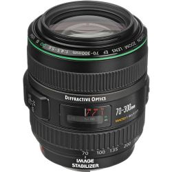 Canon EF 70-300mm f/4.5-5.6 DO IS USM Lens