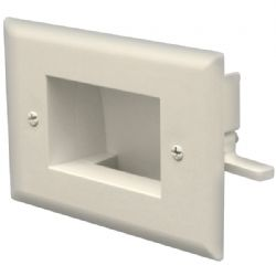 Datacomm Electronics Ivry Recessed Cble Plate