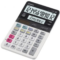 Casio Dual Display Compact Calc