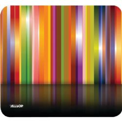 Allsop Multistripes Mouse Pad