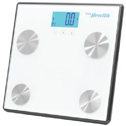 Pyle-sport Blth Digital Scale Wht