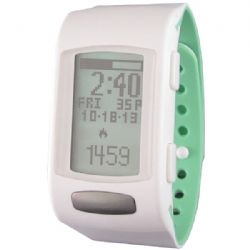 Lifetrak Core Watch Wht/pistachio