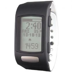 Lifetrak Core Watch Black/white