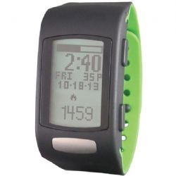 Lifetrak Move Watch Black/green