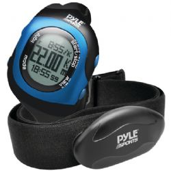 Pyle-sport Blth Heart Rate Watch Blu