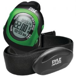 Pyle-sport Blth Heart Rate Watch Grn