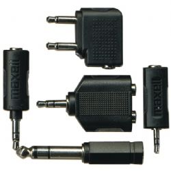 Maxell Hdpn & Cell Adaptr Kit