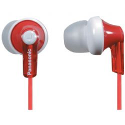 Panasonic Hje120 Earbuds Red