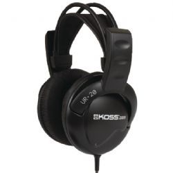 Koss Over-ear Headphones, Blk