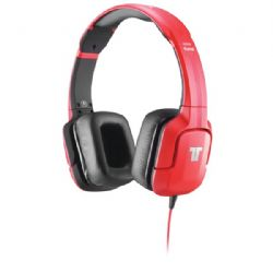 Tritton Kunai Mobl Streo Hdst Red