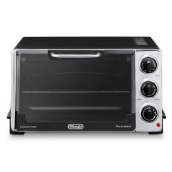 DeLonghi RO2058 6-Slice Convection Rotisserie Countertop Toaster Oven