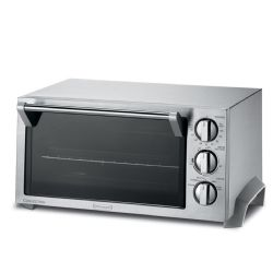 DeLonghi EO1270 1400-Watt Convection Toaster Oven