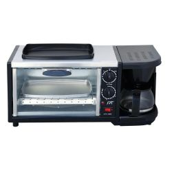SPT BM-1118 3-in-1 Breakfast Maker