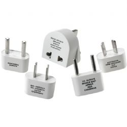 Conair Adapter Plug Set