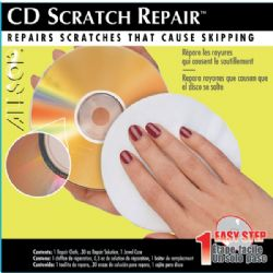 Allsop Cd Scratch Repair Kit Jw