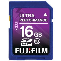 Fujifilm 16gb Cl10 Sdhc Card