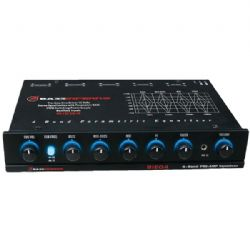 Db Bass Inferno 4 Band Equalizer