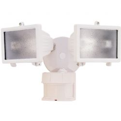 Heath Zenith Dualbrite 150w Halo White