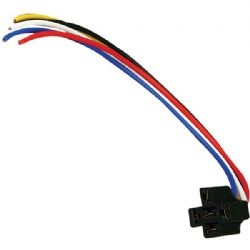 Install Bay Socket Relay W Diode
