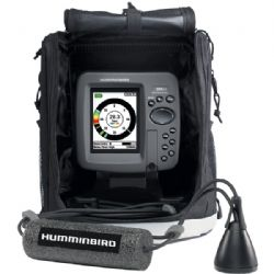 Humminbird Ice 386ci Combo