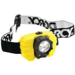 Dorcy 3 Led Headlight