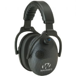 Walkers Game Ear Pwr Mf Grpht Hdphns W/mic