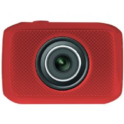 Pyle-sport 5mp 720p Actn Cam Red