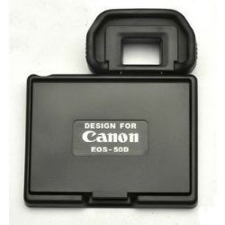 Camkitmate LCD Screen Protector For Canon EOS 50D Camera