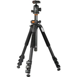 Vanguard Alta Pro 264AB 4-Section Aluminum Tripod with SBH-100 Ball Head