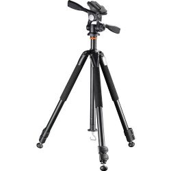Vanguard Alta+ 263AP 3-Section Aluminum Tripod with PH-32 3-Way Pan Head