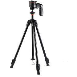 Vanguard Alta CA 203AGH Aluminum Tripod with Pistol Grip Head