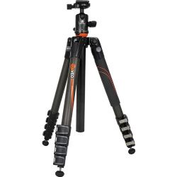 Vanguard VEO 265CB Carbon Fiber Tripod with TBH-50 Ball Head