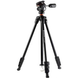 Vanguard Alta CA 204AP Aluminum Tripod with Pan/Tilt Head