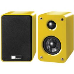 Pure Acoustics Dreambox Yellow