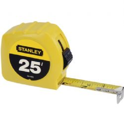 Stanley 25 Ft Tape Measure