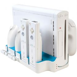 Cta Digital Wii U Multifunct Chrg Sta