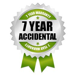 Repair Pro 7 Year Extended Lens Accidental Damage Coverage Warranty (Under $500.00 Value)