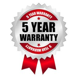 Repair Pro 5 Year Extended Appliances Coverage Warranty (Under $2000.00 Value)