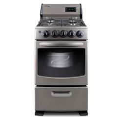 Summit Pro20 20 inch Freestanding Gas Range Oven