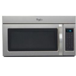 Whirlpool WMH31017AS 1.7 cu ft Built-In Microwave Oven