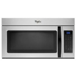 Whirlpool WMH31017AD 1.7-cu ft Built-In Microwave Oven
