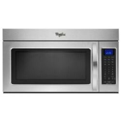 Whirlpool - WMH32519CS 2.0 Cu. ft. Over-the-Range Microwave Oven