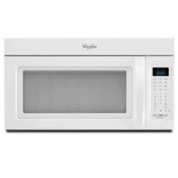 Whirlpool WMH32519CW 1.9 Cu. ft. White Over-the-Range Microwave Oven
